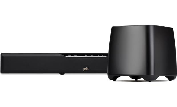 Polk Audio SurroundBar® 5000 Instant Home Theater Front