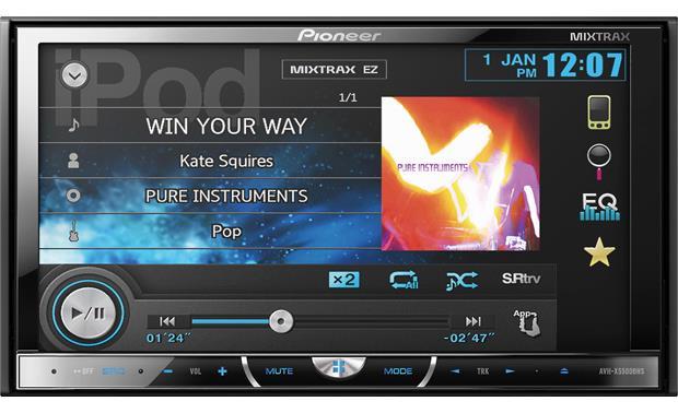 g130X5500BH F pioneer avh x5500bhs dvd receiver at crutchfield com pioneer avh x5500bhs wiring diagram at bakdesigns.co