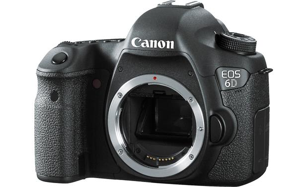 Canon EOS 6D (no lens included) Front