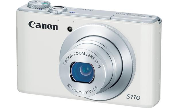 Canon PowerShot S110 Front