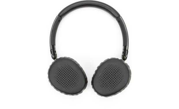 Klipsch Image One Bluetooth® Soft, fold-flat earpads