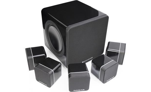 Cambridge Audio Minx S215-V2 Black
