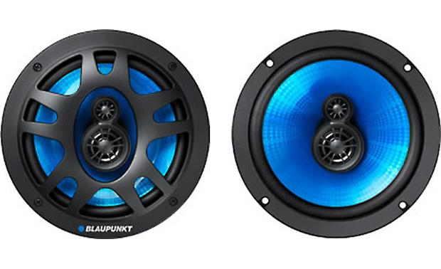 Blaupunkt 54.3X Blaupunkt GT Power 65.3x speaker shown