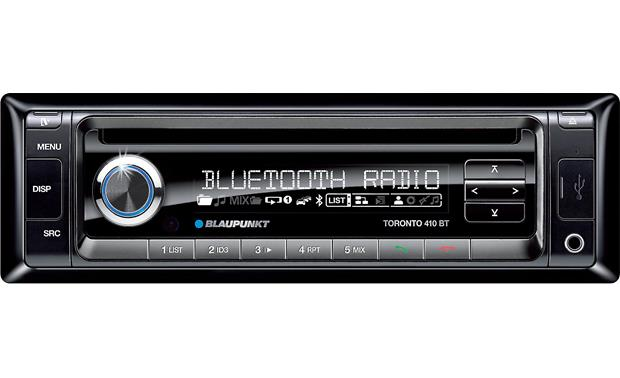 blaupunkt toronto 410 bt cd receiver at crutchfield com rh crutchfield com Blaupunkt Speakers Marine Blaupunkt Verona Cr43