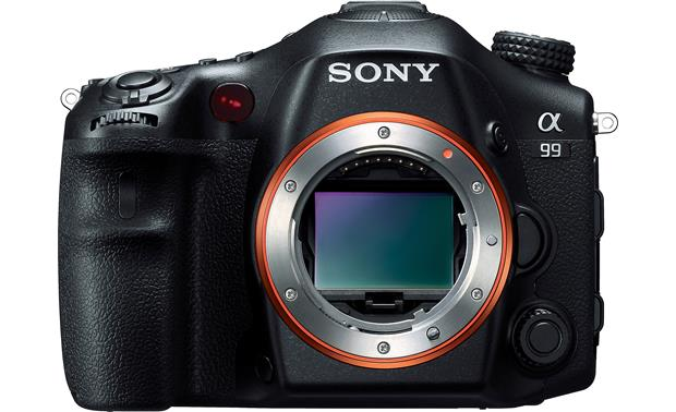 Sony Alpha SLT-A99V (no lens included) Front