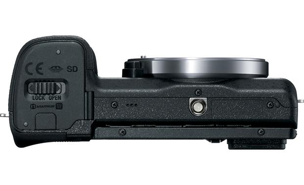 Sony Alpha NEX-6 (no lens included) Bottom view (body only)