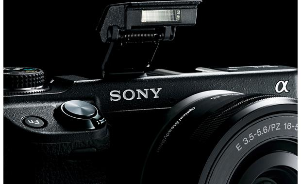 Sony Alpha NEX-6 (no lens included) On-board flash