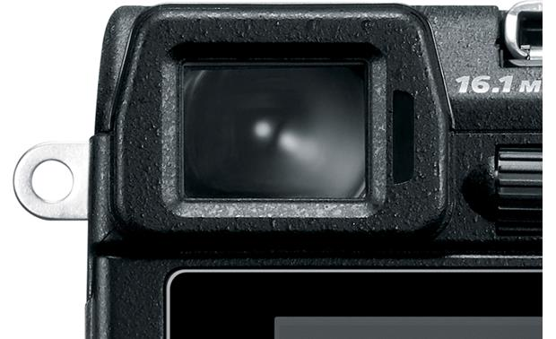 Sony Alpha NEX-6 Super-high resolution OLED viewfinder
