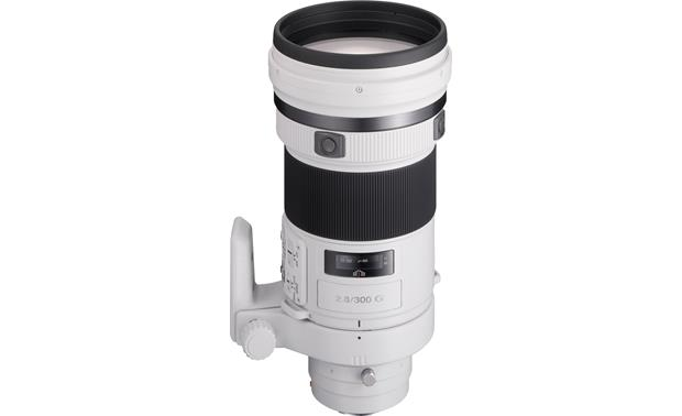Sony SAL300F28G2 300mm f/2.8 Front