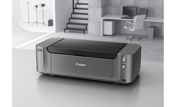 Canon PIXMA Pro-10 Shown in studio