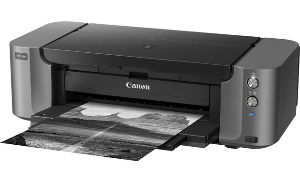 Canon PIXMA Pro-10 Front tray open