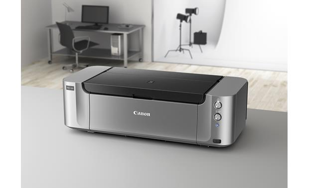 Canon PIXMA Pro-100 Shown in studio