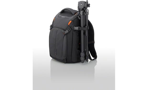 dee0cd4e31b0 Sony LCS-BP3 Camera backpack for Sony Alpha DSLRs at Crutchfield