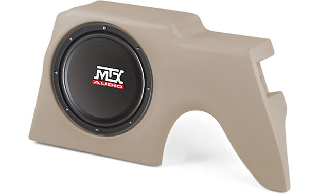 MTX Amplified ThunderForms Tan