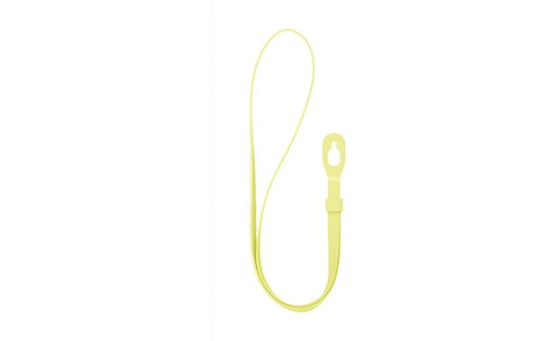 Apple® 32GB iPod touch® Yellow - detachable strap