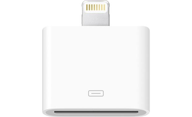Apple® Lightning™  to 30-pin adapter Front