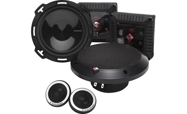 Rockford Fosgate Power T165-S Front
