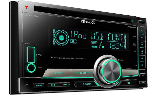 Kenwood DPX308U Other