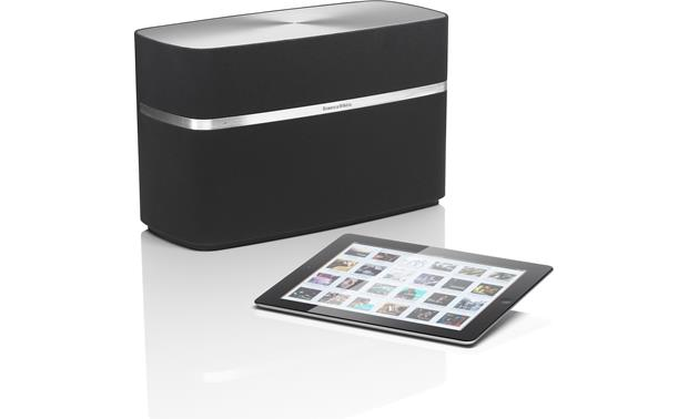 Bowers & Wilkins A7 Wirelessly stream from your iPad (iPad not included)