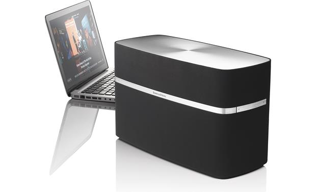 Bowers & Wilkins A7 Wirelessly stream from your computer (laptop not included)