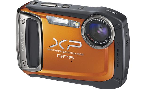Fujifilm FinePix XP150 Front - Orange
