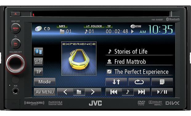 jvc kw av60bt dvd receiver at crutchfield com rh crutchfield com Wiring Harness JVC KW AV60BT JVC KW Av61bt Wiring
