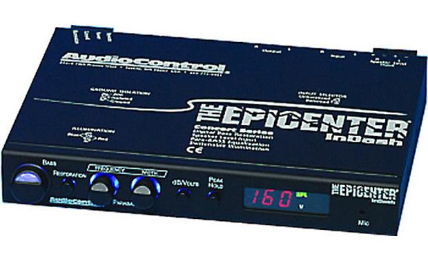 AudioControl's The Epicenter InDash Other