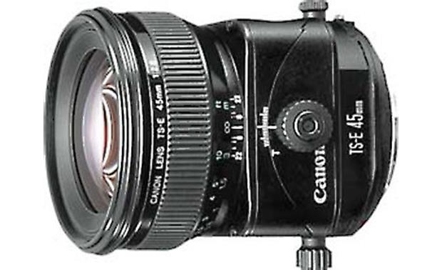 Canon TS-E 45mm f/2.8 Tilt Shift Lens Front
