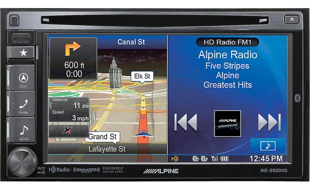 Alpine INE-S920HD Other