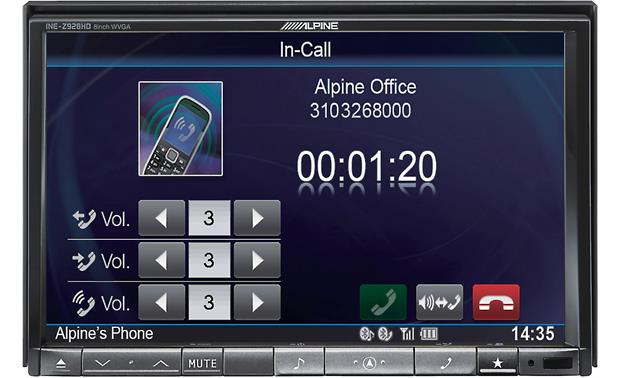 Alpine INE-Z928HD Other