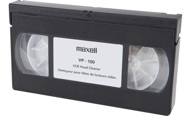 Maxell VP-100 Front