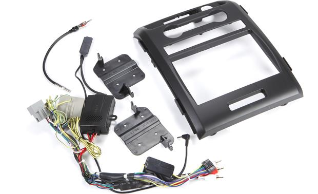 Alpine KTX-FPU8 Restyle Dash and Wiring Kit Kit and wiring package