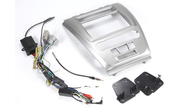 Alpine KTX-FUS8 Restyle Dash and Wiring Kit Kit and harness package