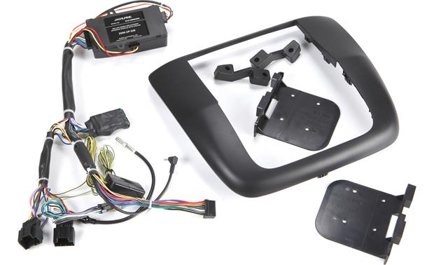 Alpine KTX-GM8-0 Restyle Dash and Wiring Kit Kit and wiring package