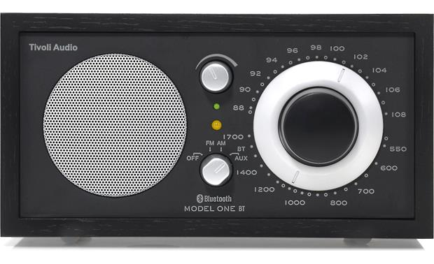 Tivoli Audio Model One® BT Black Ash/Black - front