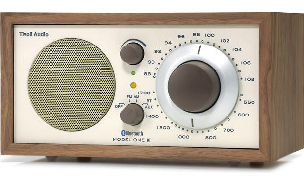 Tivoli Audio Model One® BT Walnut/Beige