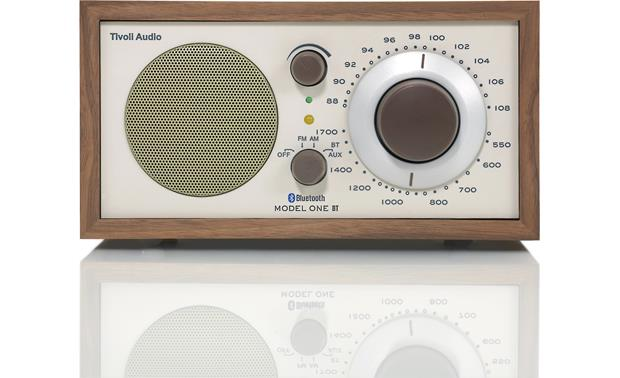 Tivoli Audio Model One® BT Walnut/Beige - front