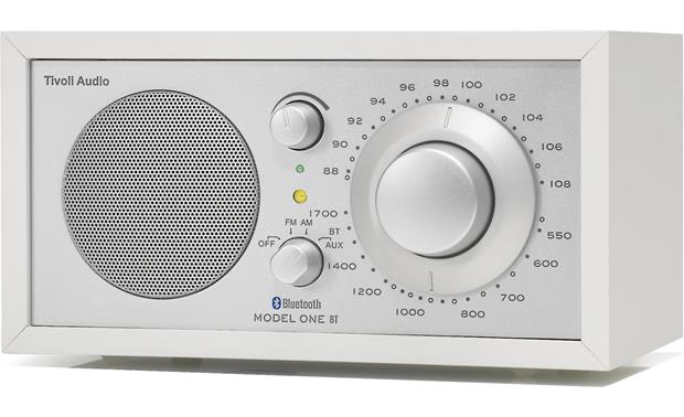 Tivoli Audio Model One® BT White/Silver