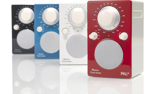 Tivoli Audio PAL® BT Color options