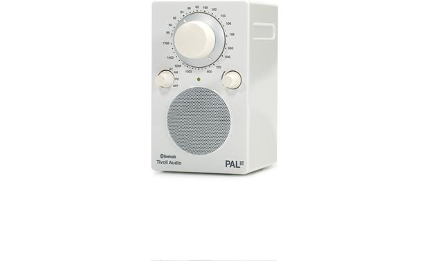 Tivoli Audio PAL® BT Gloss White/White