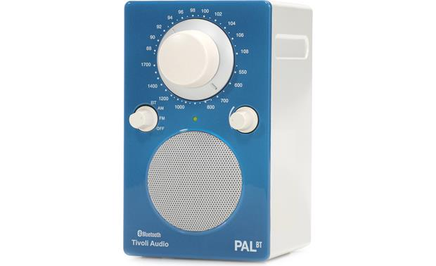 Tivoli Audio PAL® BT Blue/White