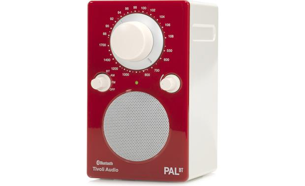 Tivoli Audio PAL® BT Red/White
