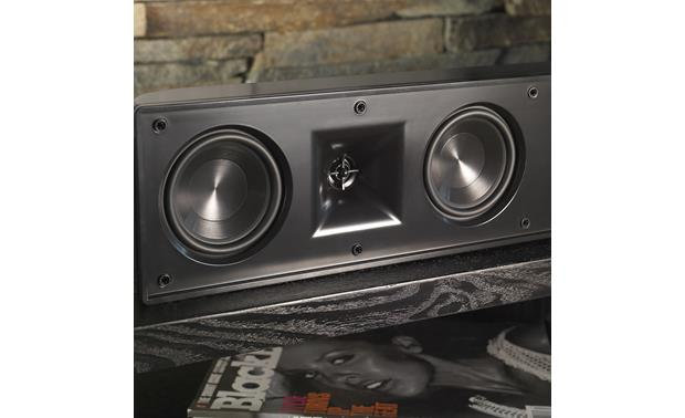 Klipsch Quintet 5 Speaker Home Theater System At