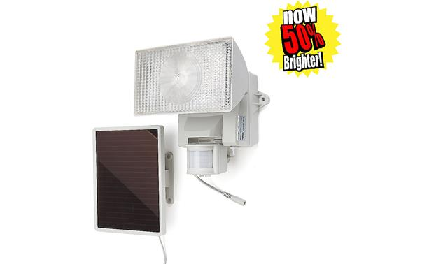 MAXSA 40225 Solar-powered LED Floodlight Front