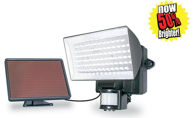 MAXSA 40226 Solar-powered LED Floodlight Front