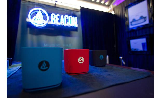 Beacon Audio Phoenix Black, Red, and Blue (available separately)