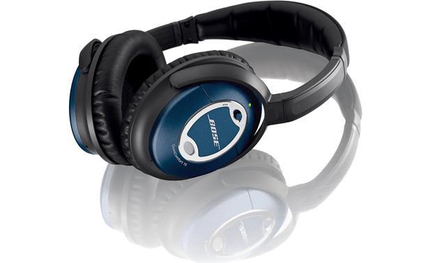 bose headphones blue. bose® quietcomfort® 15 acoustic noise cancelling® headphones front bose blue