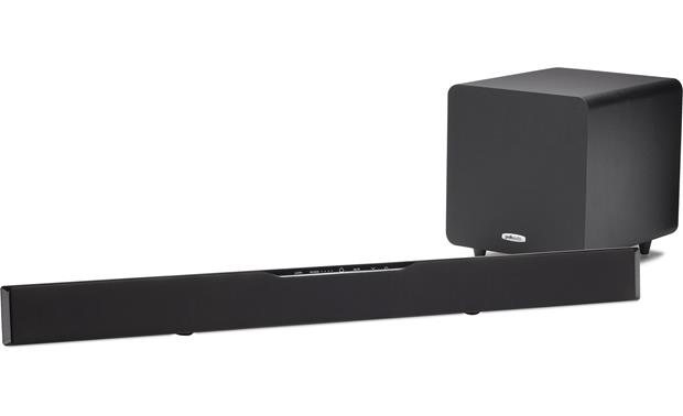 Polk Audio SurroundBar® 9000 Instant Home Theater Front