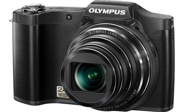 olympus sz 12 black 14 megapixel digital camera with 24x optical rh crutchfield com olympus sz 12 manual olympus sz 12 14 megapixel manual