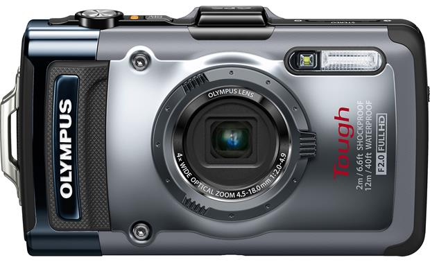 Olympus TG-1 iHS Front